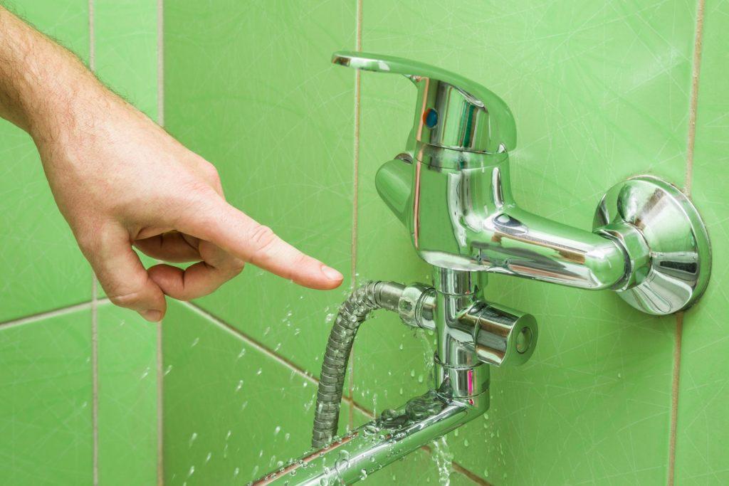 Fuite d'eau robinet Paris 20